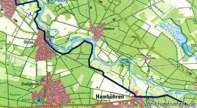aller radweg maengel Karte©Einheitsgemeinde Hambühren