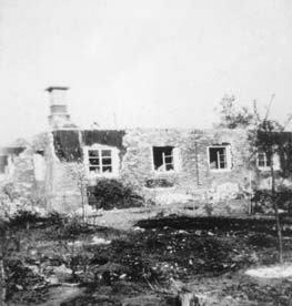 Geschichte eines Bunkers - 1950©Einheitsgemeinde Hambühren