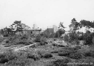 Geschichte eines Bunkers - 1950 Wald©Einheitsgemeinde Hambühren