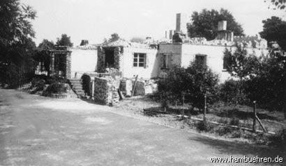 Geschichte eines Bunkers - 1956/ 1957©Einheitsgemeinde Hambühren