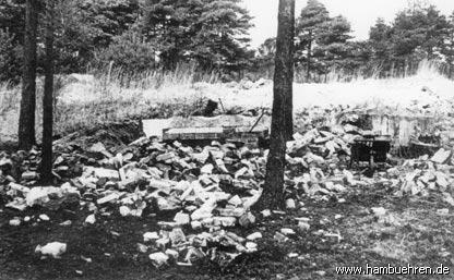 Geschichte eines Bunkers - Bunker Nr. 2©Einheitsgemeinde Hambühren