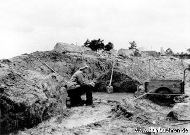 Geschichte eines Bunkers - Bunker Nr. 4©Einheitsgemeinde Hambühren