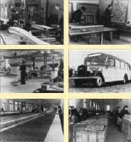 Geschichte Die neue Siedlung Hambühren Postkarte 2©Einheitsgemeinde Hambühren