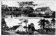 Geschichte Die neue Siedlung Hambühren Postkarte 3©Einheitsgemeinde Hambühren