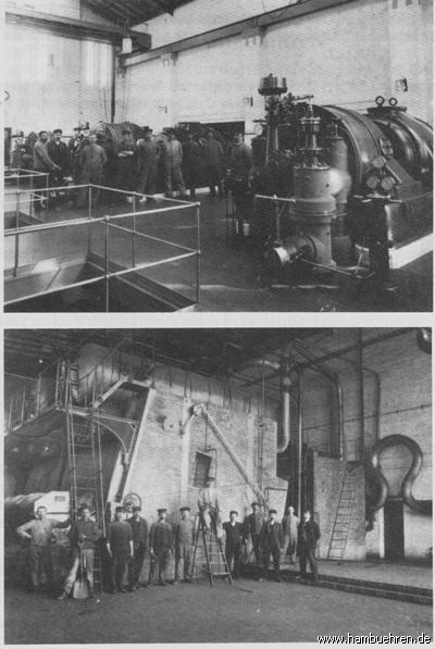 Das alte Kohlekraftwerk innen©Einheitsgemeinde Hambühren