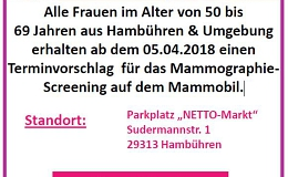 Mammographie-Screening Celle